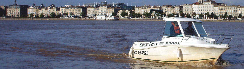 Cours théorique du Permis Bateau à Bordeaux