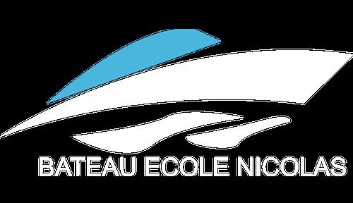 Bateau École Nicolas Bordeaux Logo transparent